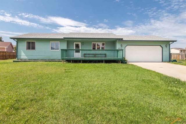 4815 Sand Creek Ct, Rapid City, SD 57703 (MLS #145725) :: Dupont Real Estate Inc.