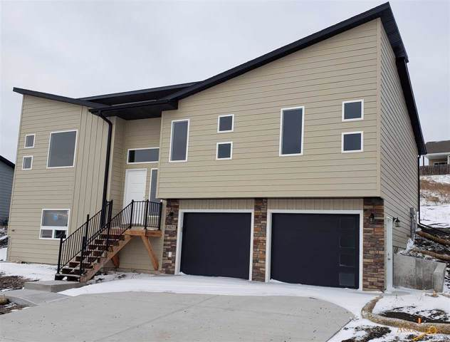 5021 Charmwood Dr, Rapid City, SD 57701 (MLS #145787) :: Dupont Real Estate Inc.