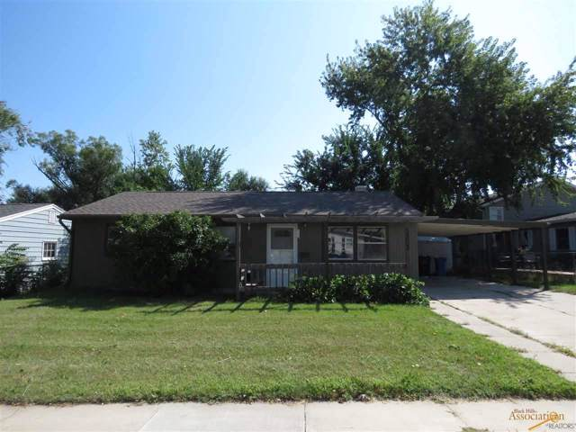 3202 Grandview Dr, Rapid City, SD 57701 (MLS #145813) :: Christians Team Real Estate, Inc.