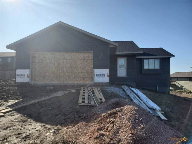 635 Braelynn Ln, Rapid City, SD 57703 (MLS #145915) :: Dupont Real Estate Inc.