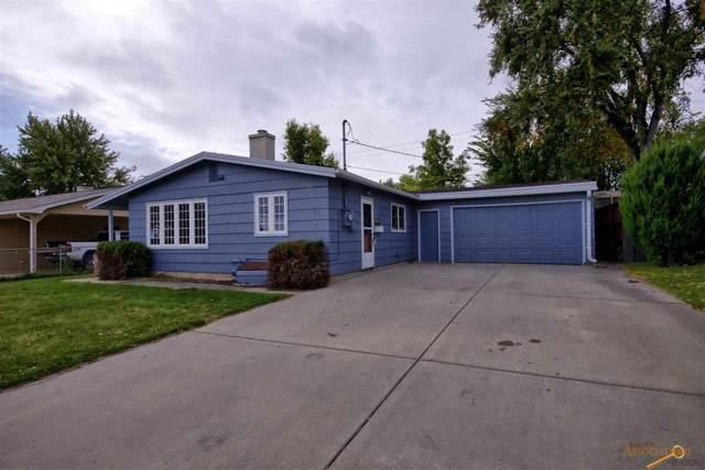 237 E Fairmont Blvd, Rapid City, SD 57701 (MLS #146069) :: Dupont Real Estate Inc.