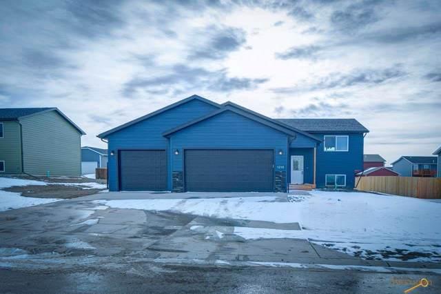 1215 Kodiak Drive, Box Elder, SD 57719 (MLS #146105) :: Dupont Real Estate Inc.