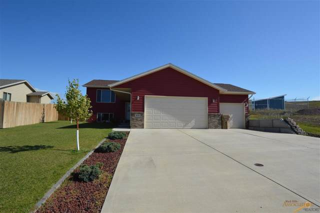 820 Lone Soldier Rd, Box Elder, SD 57719 (MLS #146178) :: Heidrich Real Estate Team