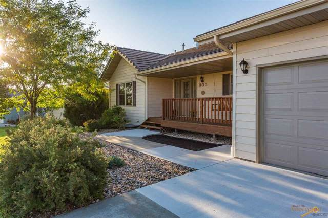 301 Alta Vista Dr, Rapid City, SD 57701 (MLS #146252) :: Christians Team Real Estate, Inc.
