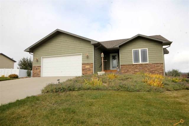 11130 Elk Creek Vlg Rd, Piedmont, SD 57769 (MLS #146314) :: Heidrich Real Estate Team
