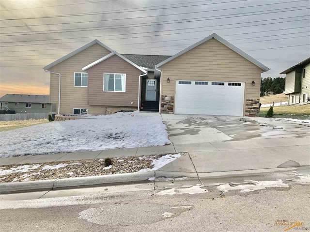 1117 Gladys St, Rapid City, SD 57701 (MLS #146348) :: Dupont Real Estate Inc.
