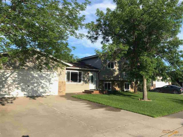 1408 Copperdale Dr, Rapid City, SD 57703 (MLS #146475) :: Dupont Real Estate Inc.