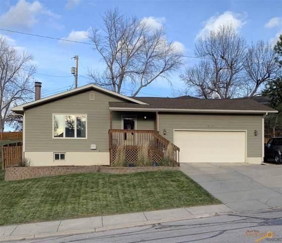 3114 Meadowbrook Dr, Rapid City, SD 57702 (MLS #146527) :: Dupont Real Estate Inc.