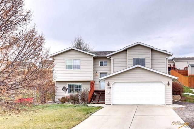 1223 Ziebach, Rapid City, SD 57703 (MLS #146552) :: Dupont Real Estate Inc.