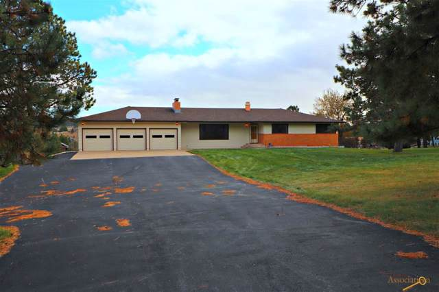 4780 Cliff Dr, Rapid City, SD 57702 (MLS #146557) :: Dupont Real Estate Inc.