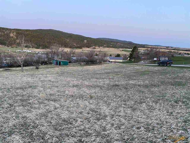 TBD Blucksberg Mountain Rd, Sturgis, SD 57785 (MLS #146567) :: Heidrich Real Estate Team