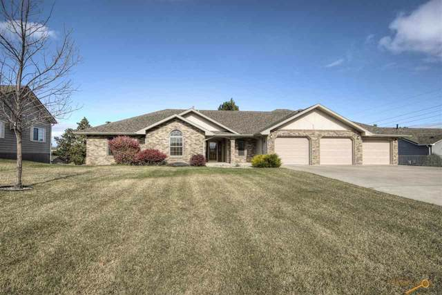 820 Alta Vista Dr, Rapid City, SD 57701 (MLS #146576) :: Dupont Real Estate Inc.