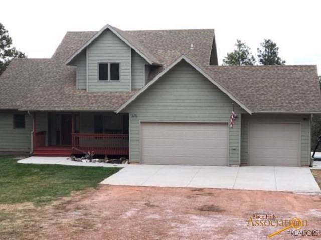 13722 Sunny Ridge, Hermosa, SD 57744 (MLS #146646) :: Christians Team Real Estate, Inc.