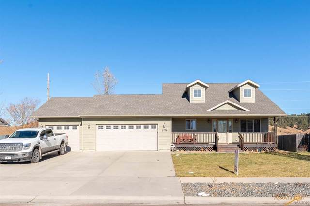 8736 Steamboat Rd, Summerset, SD 57769 (MLS #146650) :: Dupont Real Estate Inc.