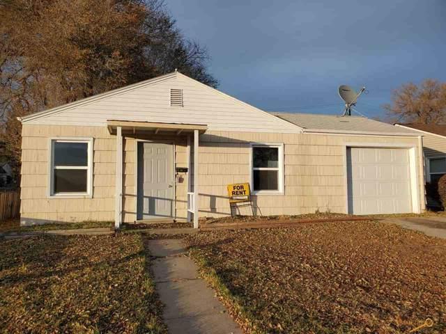 116 St Patrick, Rapid City, SD 57701 (MLS #146665) :: Christians Team Real Estate, Inc.