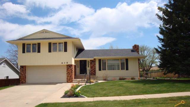 618 Westwind Dr, Rapid City, SD 57702 (MLS #146938) :: Dupont Real Estate Inc.