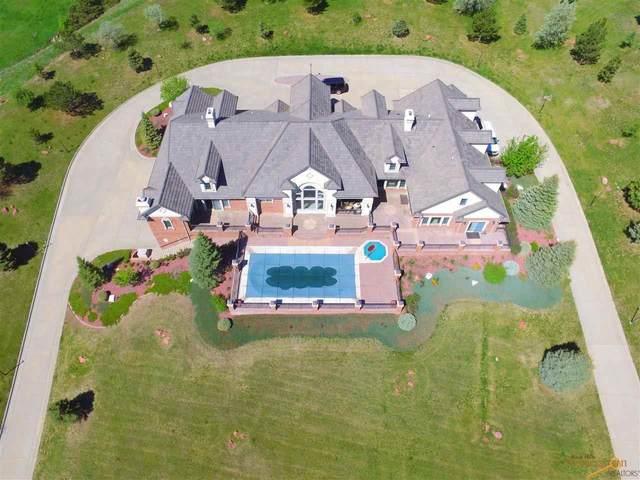1334 Alta Vista Dr, Rapid City, SD 57701 (MLS #147054) :: Dupont Real Estate Inc.