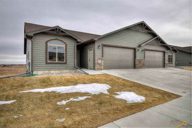 171 Enchantment Rd, Rapid City, SD 57701 (MLS #147368) :: Dupont Real Estate Inc.