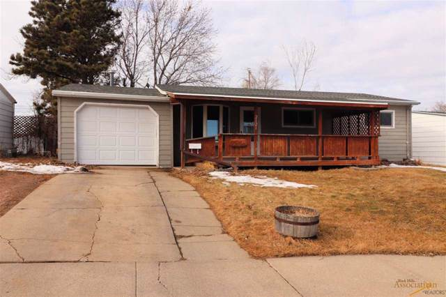 2121 Hoefer Ave, Rapid City, SD 57701 (MLS #147375) :: Heidrich Real Estate Team