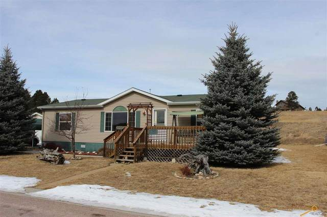 1729 Other, Custer, SD 57730 (MLS #147529) :: VIP Properties