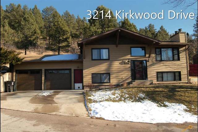 3214 Kirkwood Dr, Rapid City, SD 57702 (MLS #147533) :: Christians Team Real Estate, Inc.
