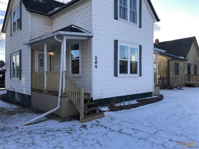 205 E Monroe, Rapid City, SD 57701 (MLS #147591) :: Dupont Real Estate Inc.