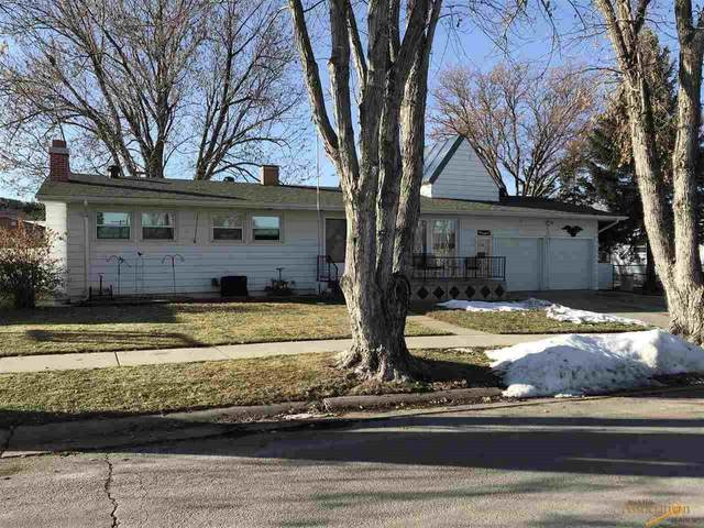 129 Wedgewood Dr, Rapid City, SD 57702 (MLS #147624) :: Dupont Real Estate Inc.