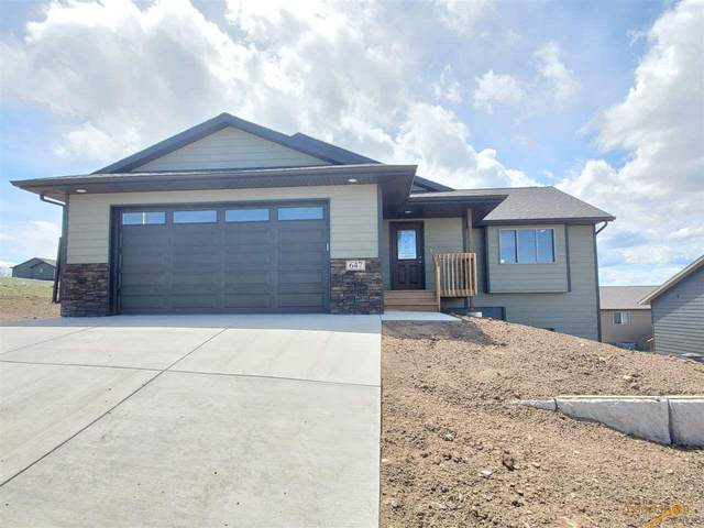 647 Braelynn Ln, Rapid City, SD 57703 (MLS #147745) :: VIP Properties