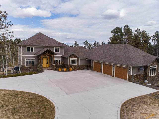 2150 Skyline Ranch Rd, Rapid City, SD 57701 (MLS #147818) :: Black Hills SD Realty
