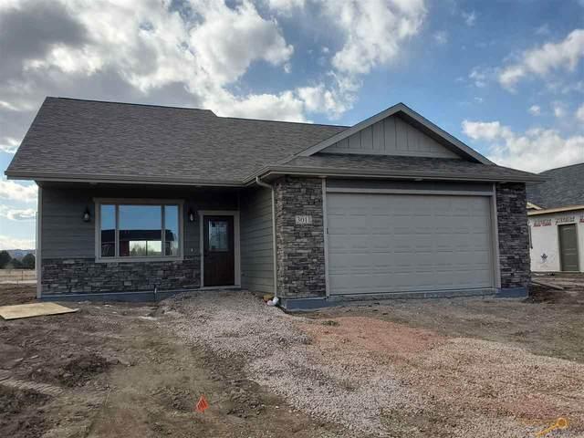 3011 Hazelnut Ln, Rapid City, SD 57703 (MLS #148231) :: Dupont Real Estate Inc.
