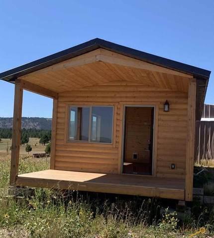 TBD Mountain Dr, Edgemont, SD 57735 (MLS #148281) :: Heidrich Real Estate Team