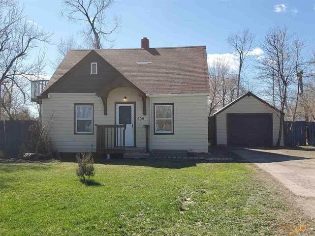 509 Madison, Rapid City, SD 57701 (MLS #148383) :: VIP Properties