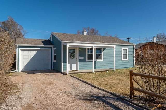 236 St Francis, Rapid City, SD 57701 (MLS #148526) :: VIP Properties