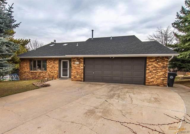 3812 Parkridge Circle, Rapid City, SD 57702 (MLS #148548) :: Dupont Real Estate Inc.