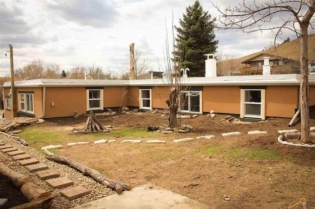 918 Silver St, Rapid City, SD 57701 (MLS #148658) :: Dupont Real Estate Inc.