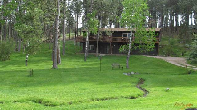 12735 N Prairie Creek Rd, Hill City, SD 57745 (MLS #148709) :: VIP Properties