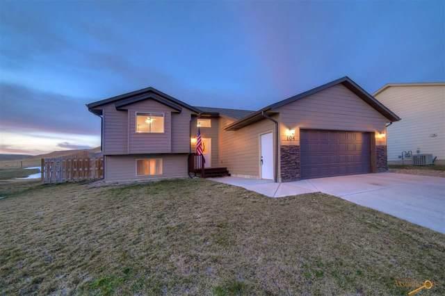 104 Melano St, Rapid City, SD 57701 (MLS #148848) :: Christians Team Real Estate, Inc.