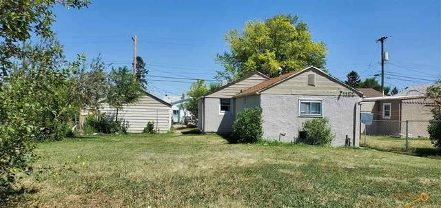 1122 Haines Ave, Rapid City, SD 57701 (MLS #149134) :: Heidrich Real Estate Team