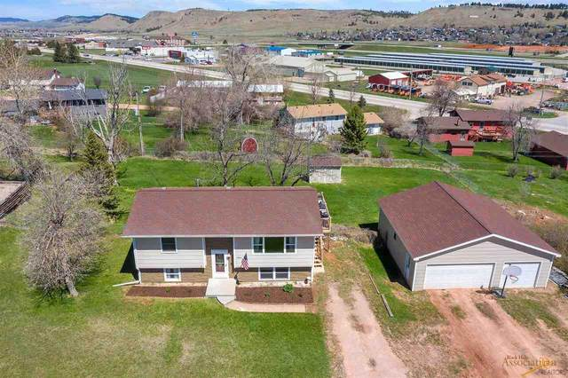 7806 Wildrose, Piedmont, SD 57769 (MLS #149143) :: Heidrich Real Estate Team