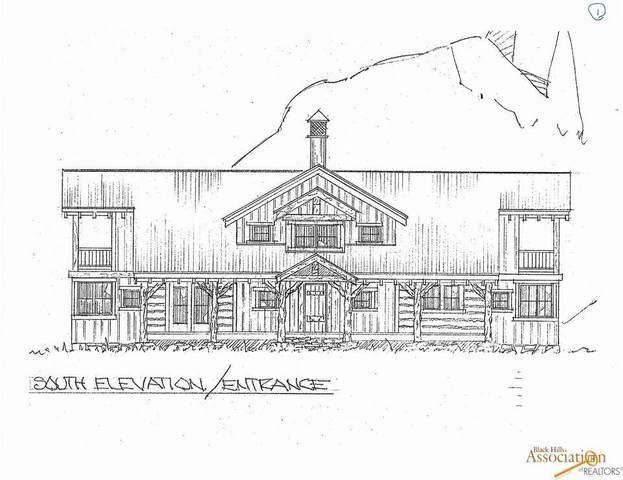 Big Granite Trackers Trl, Keystone, SD 57750 (MLS #149184) :: Heidrich Real Estate Team