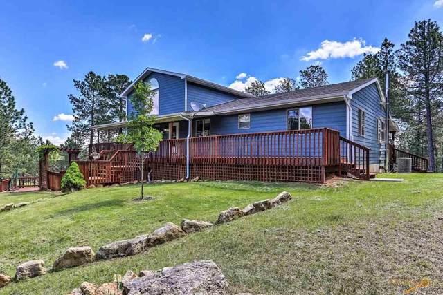 24409 Thovson Rd, Keystone, SD 57751 (MLS #149193) :: Heidrich Real Estate Team