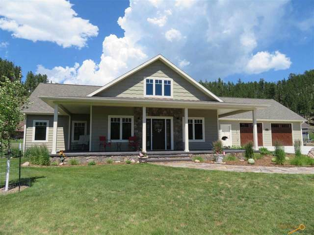 630 Major Lake Dr, Hill City, SD 57745 (MLS #149286) :: Heidrich Real Estate Team