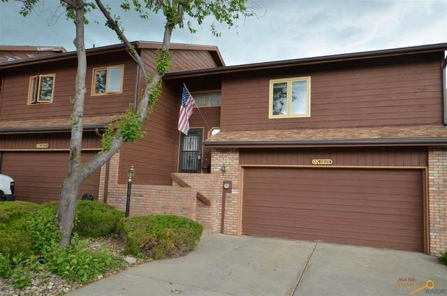 4820 Mountain Springs Ct, Rapid City, SD 57702 (MLS #149529) :: Dupont Real Estate Inc.