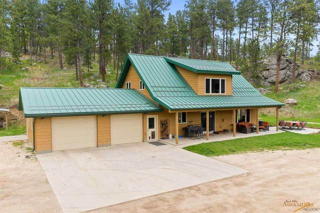 24878 Hwy 16 And 385, Custer, SD 57730 (MLS #149571) :: Christians Team Real Estate, Inc.
