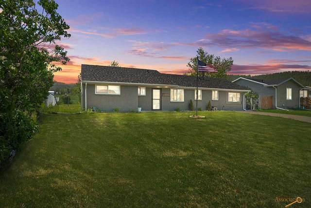 12970 Pony Express, Piedmont, SD 57769 (MLS #149620) :: VIP Properties