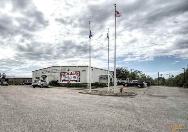 1981 Centre, Rapid City, SD 57703 (MLS #149675) :: Dupont Real Estate Inc.