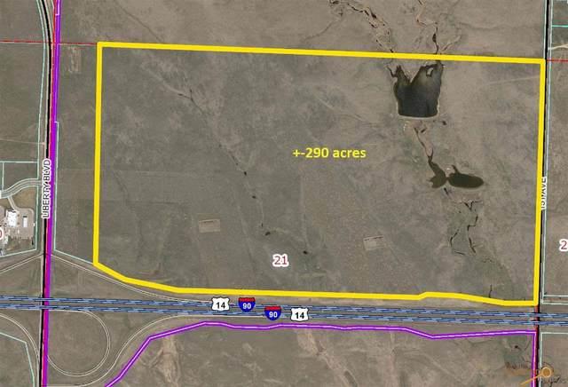 Lot 290 151ST AVE, Box Elder, SD 57719 (MLS #149869) :: Black Hills SD Realty