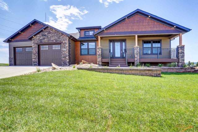 6137 Covenant Dr, Rapid City, SD 57702 (MLS #150093) :: Dupont Real Estate Inc.