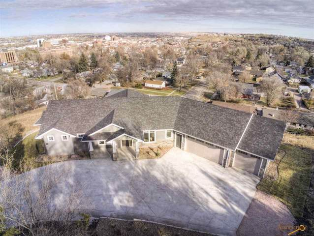 1261 Forest Hills Dr, Rapid City, SD 57701 (MLS #150297) :: Black Hills SD Realty
