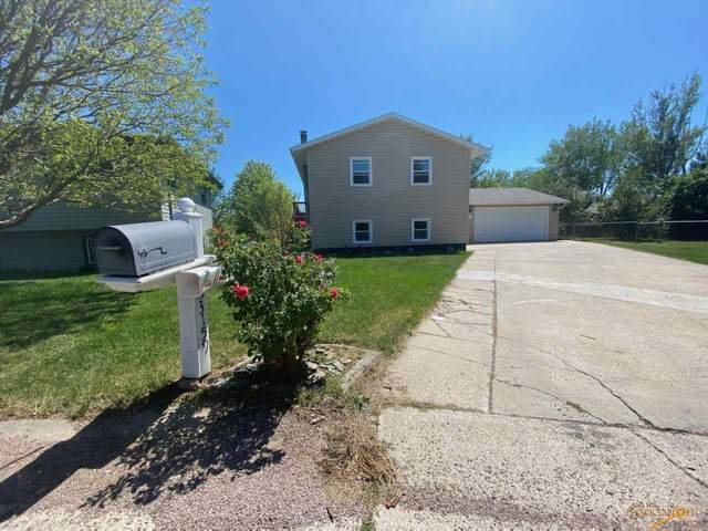 3159 Turtle Creek Ct, Rapid City, SD 57703 (MLS #150439) :: Dupont Real Estate Inc.